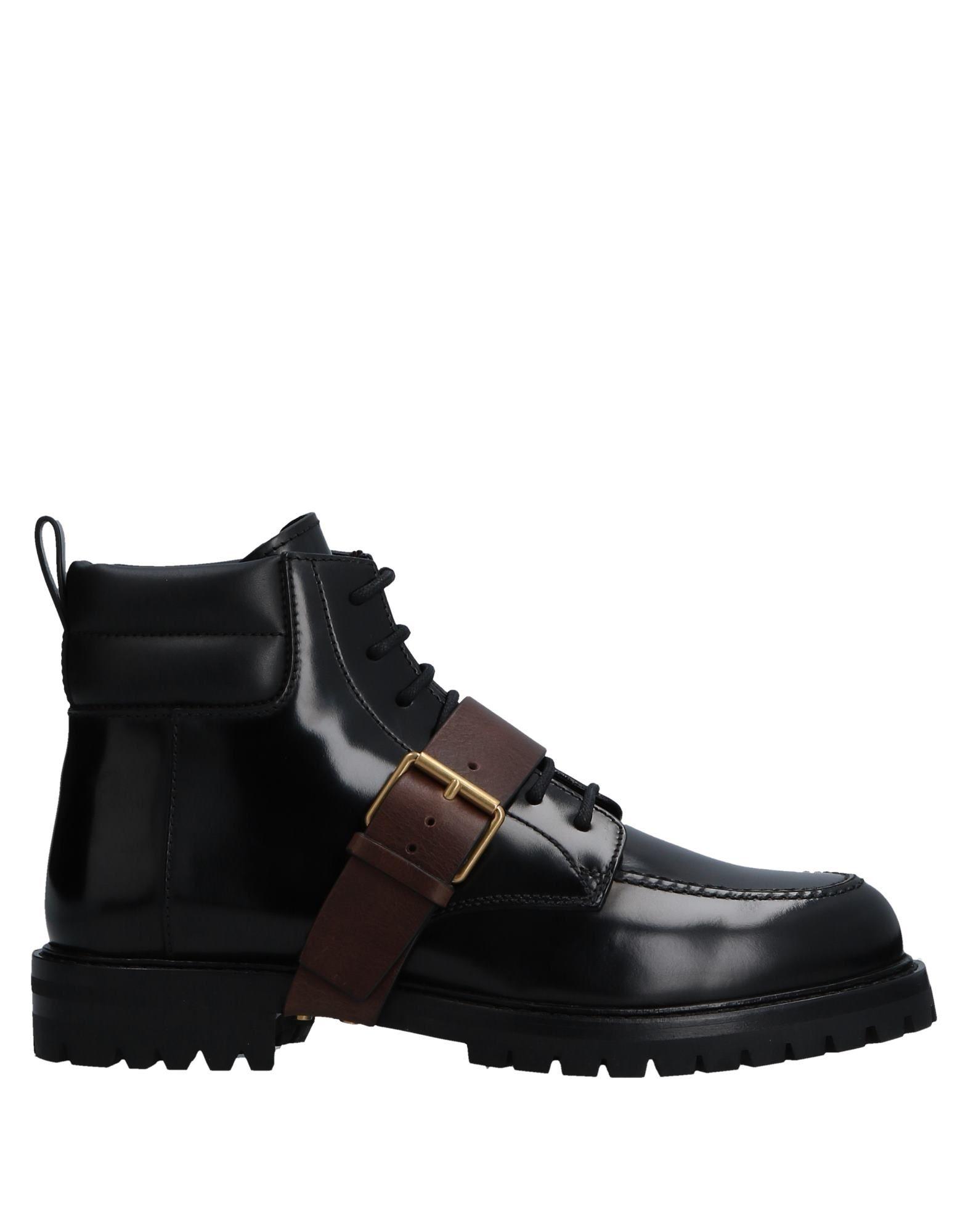 VALENTINO GARAVANI Полусапоги и высокие ботинки