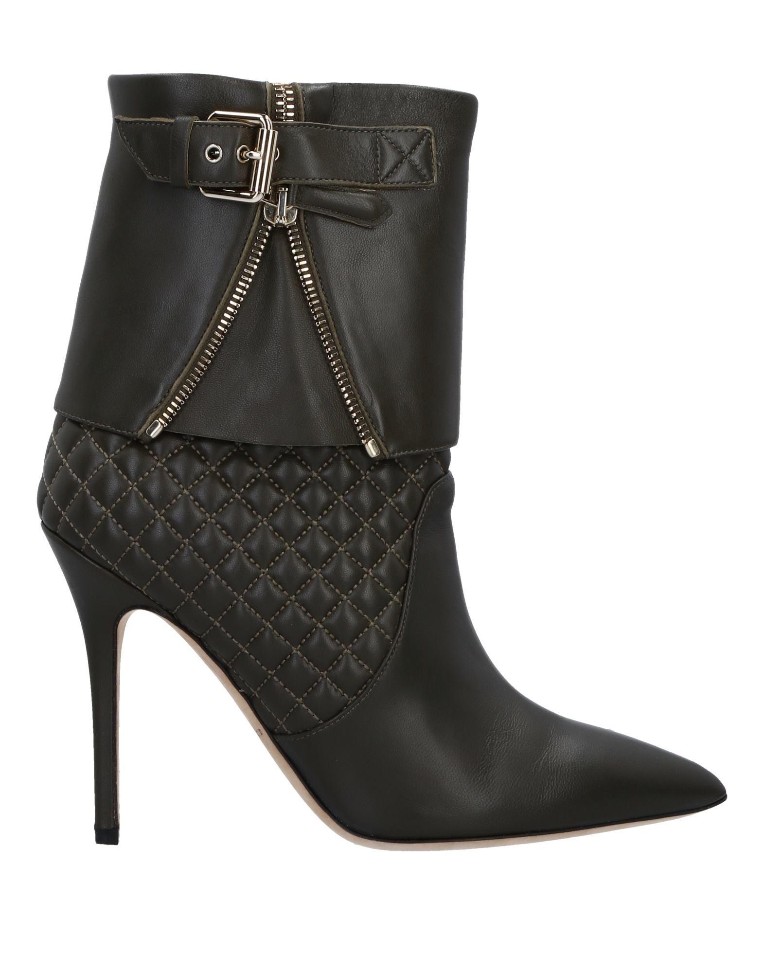 BRIAN ATWOOD Полусапоги и высокие ботинки brian atwood туфли