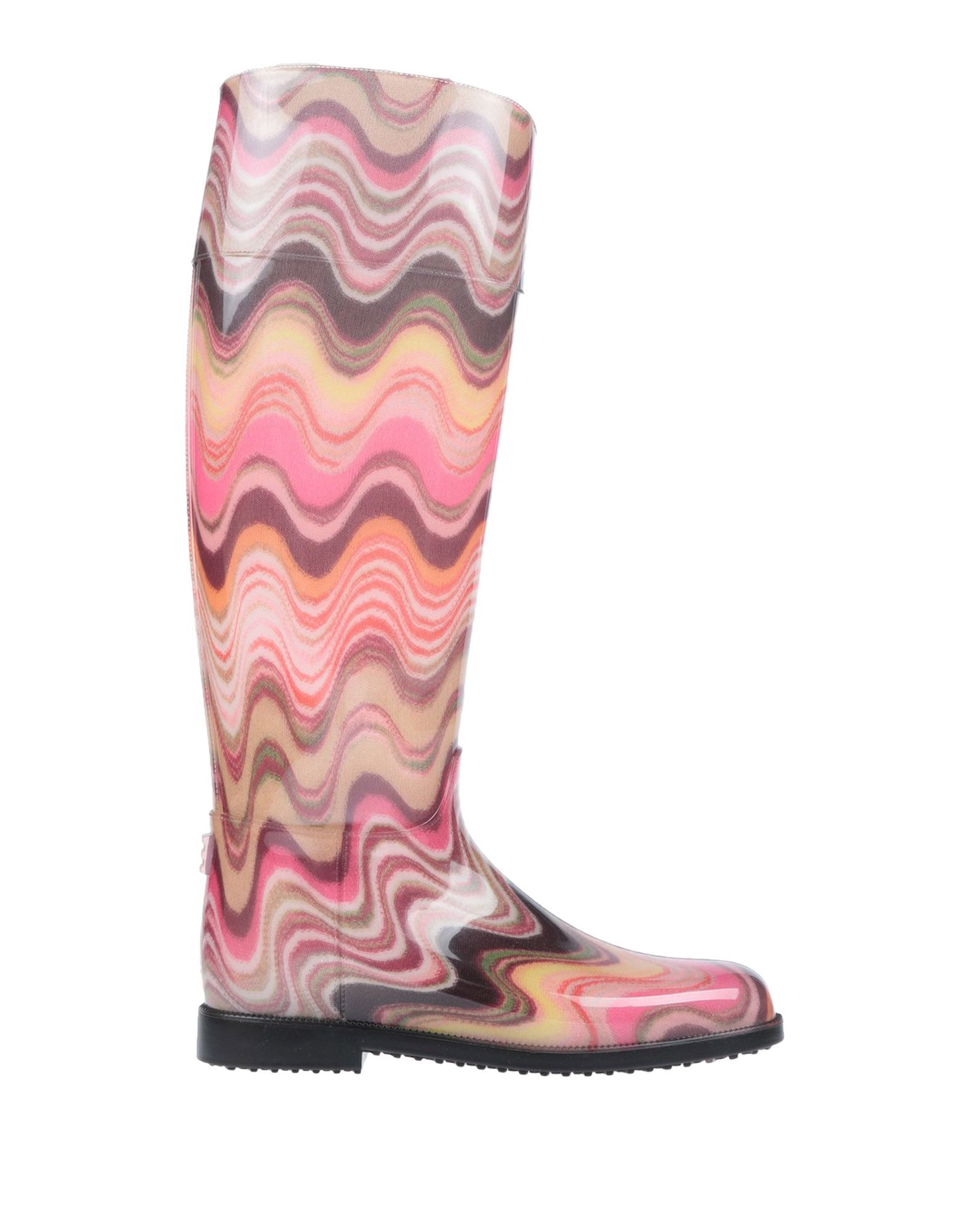 Boots in Pink