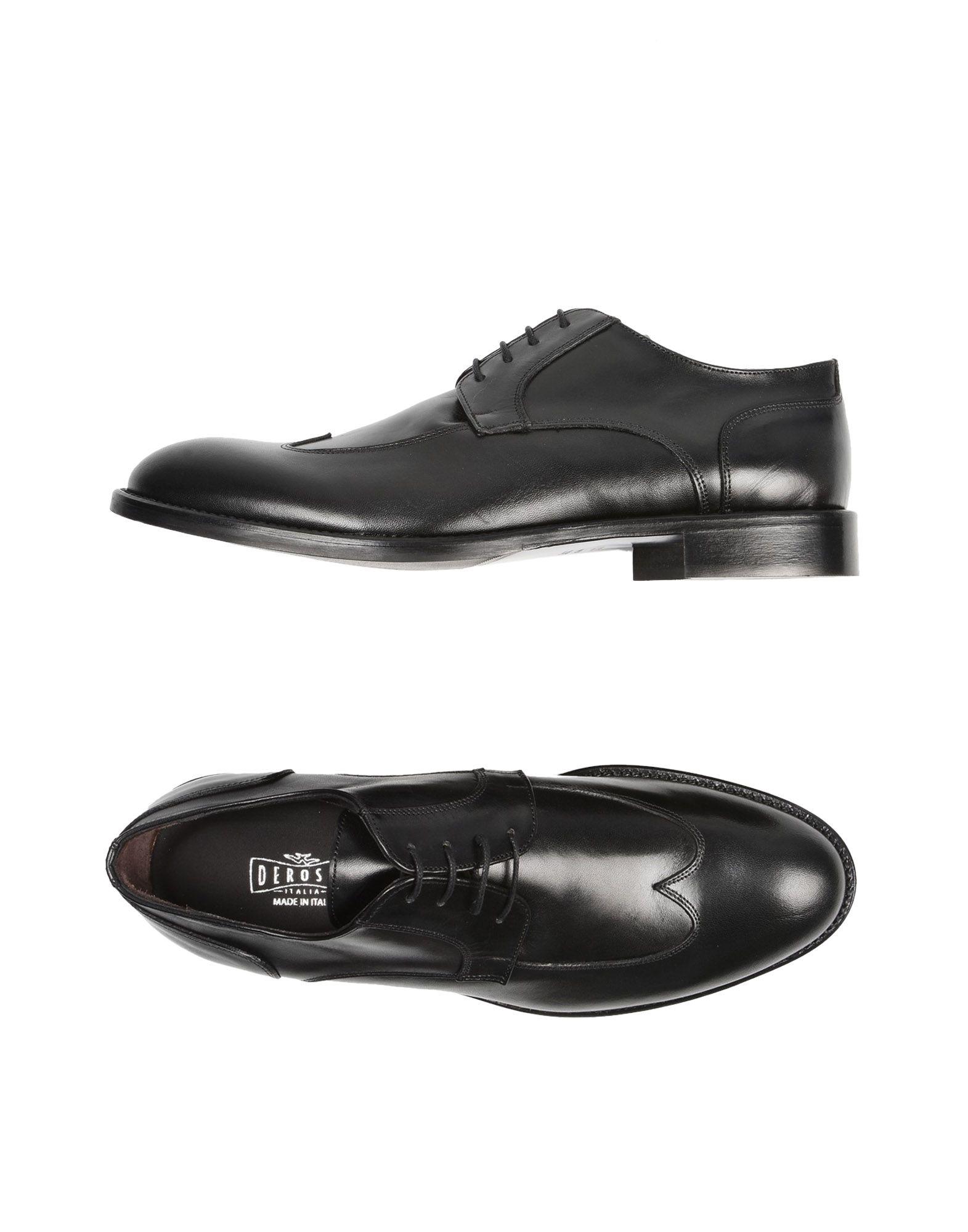 DEROSSI Italia Обувь на шнурках griff italia обувь на шнурках