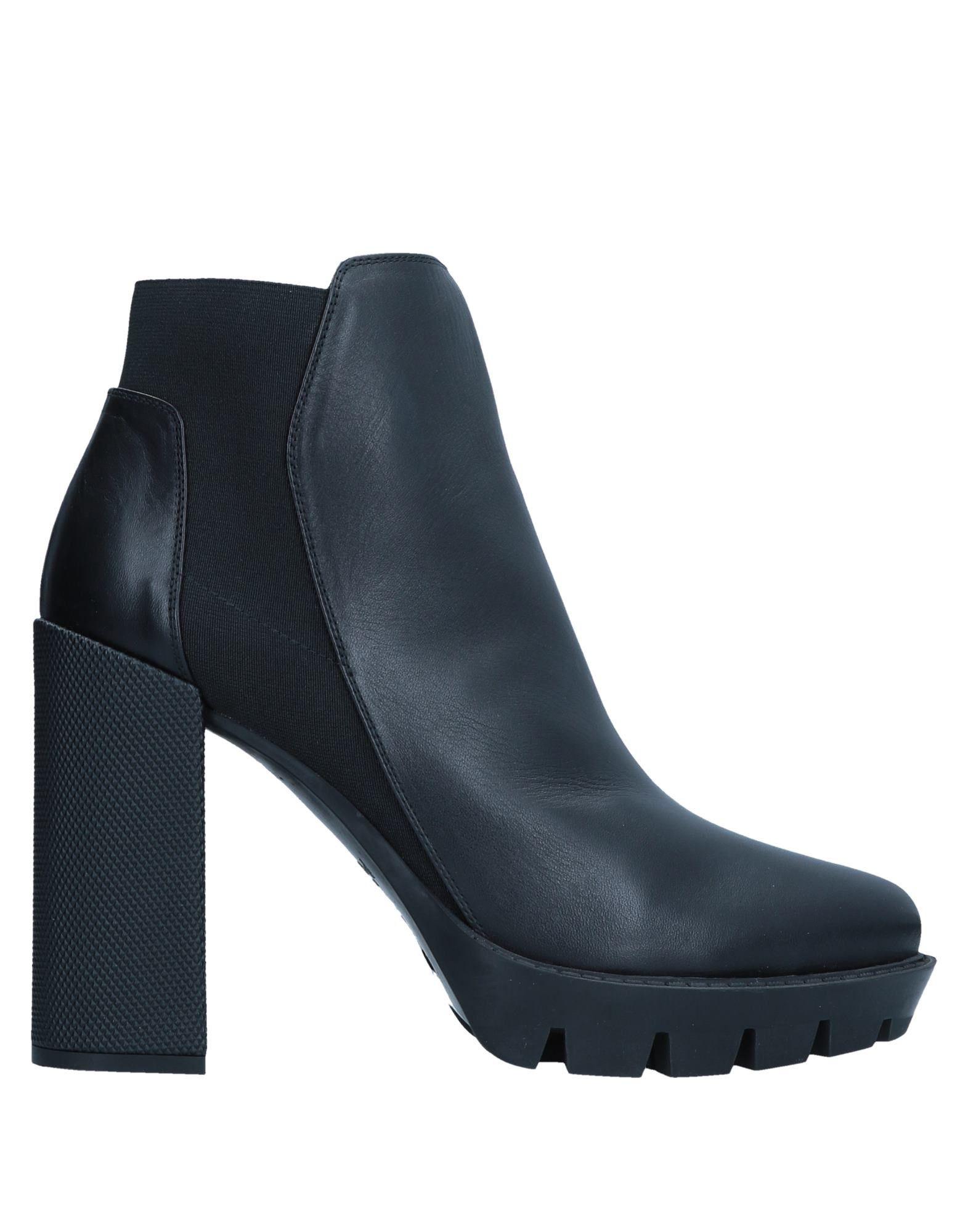 STUDIO POLLINI Полусапоги и высокие ботинки цены онлайн