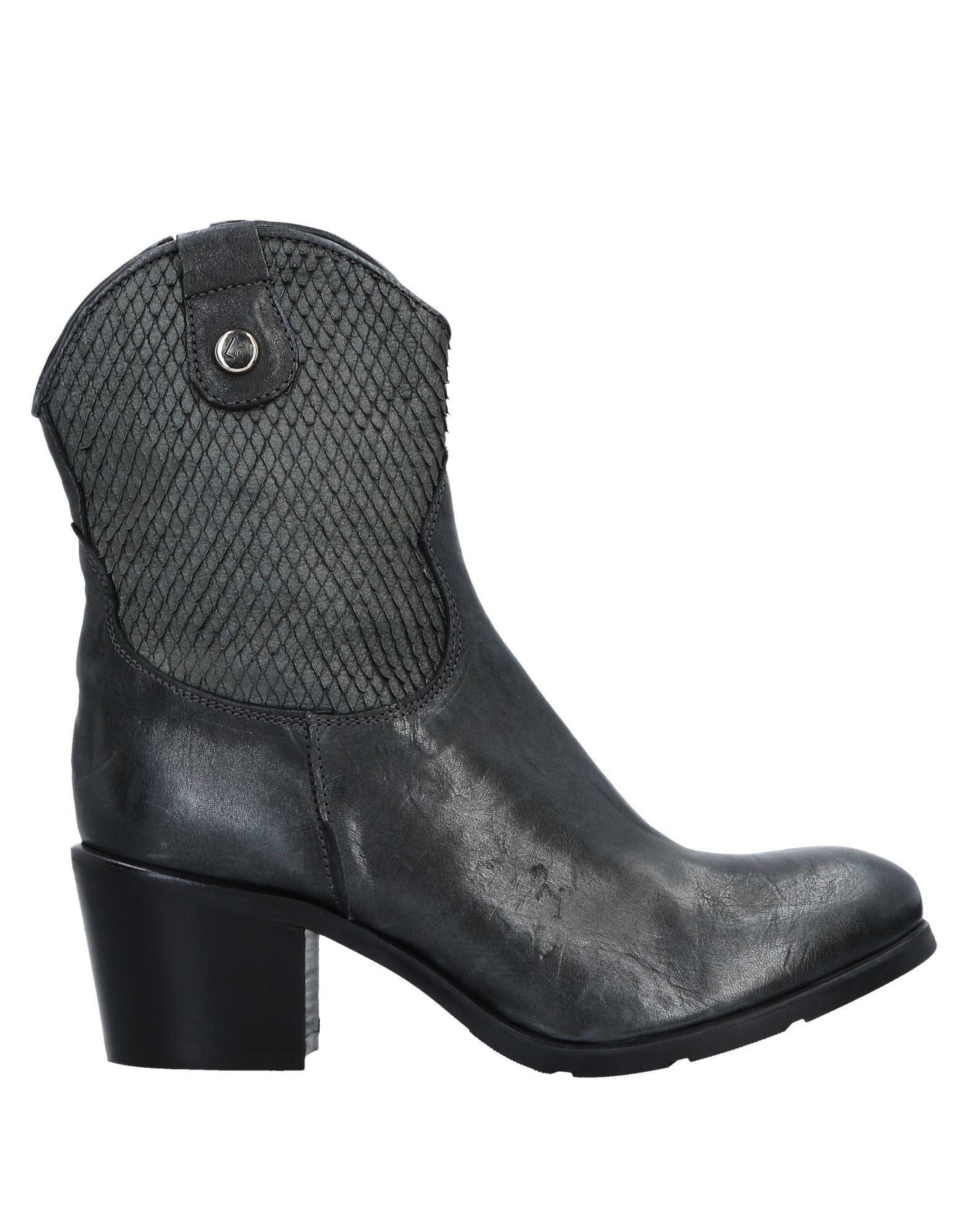CHIARA LUCIANI Полусапоги и высокие ботинки clara luciani paris