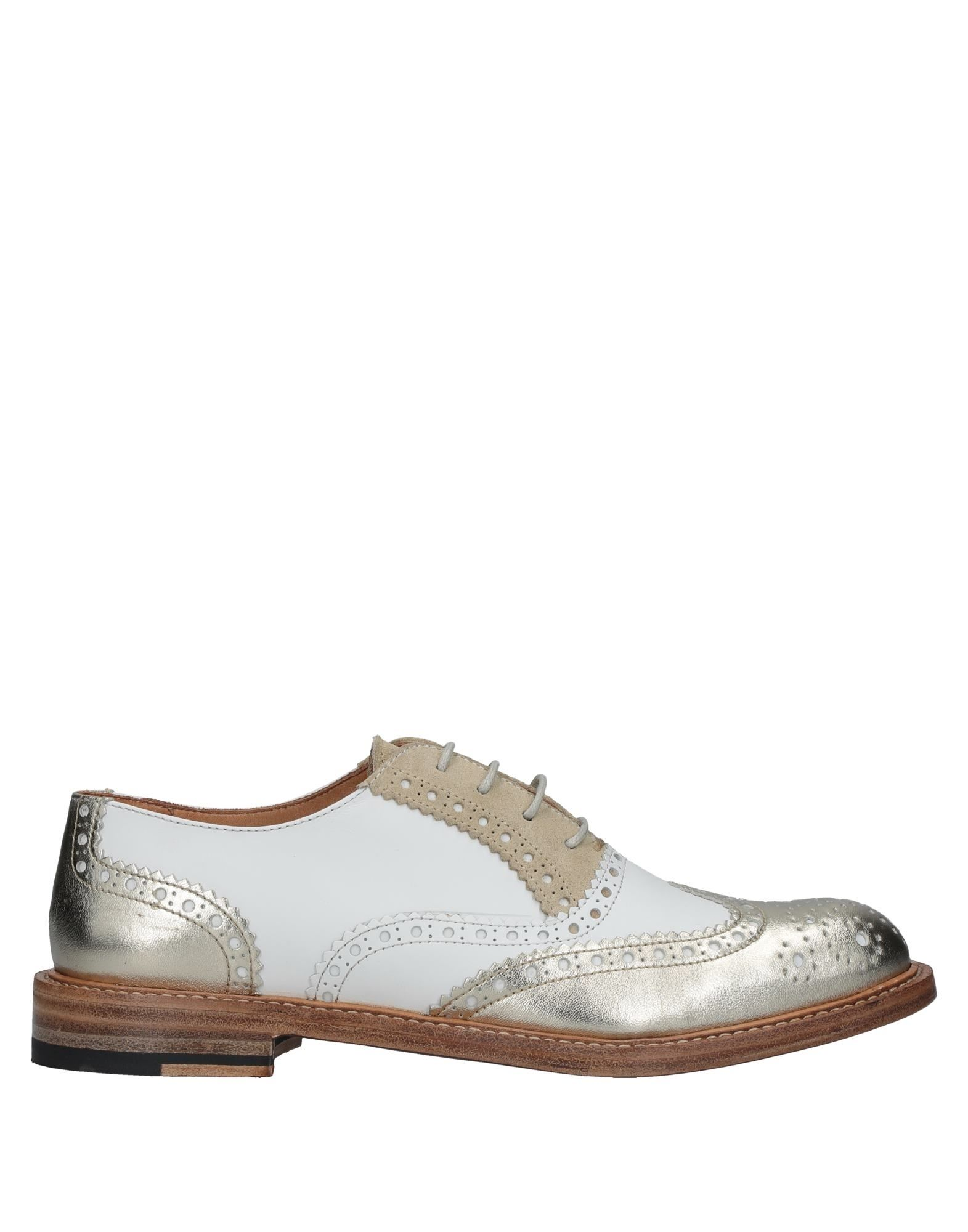 ORTIGNI Laced Shoes in White