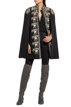 90e208a2c14 GIANVITO ROSSI Suede over-the-knee boots