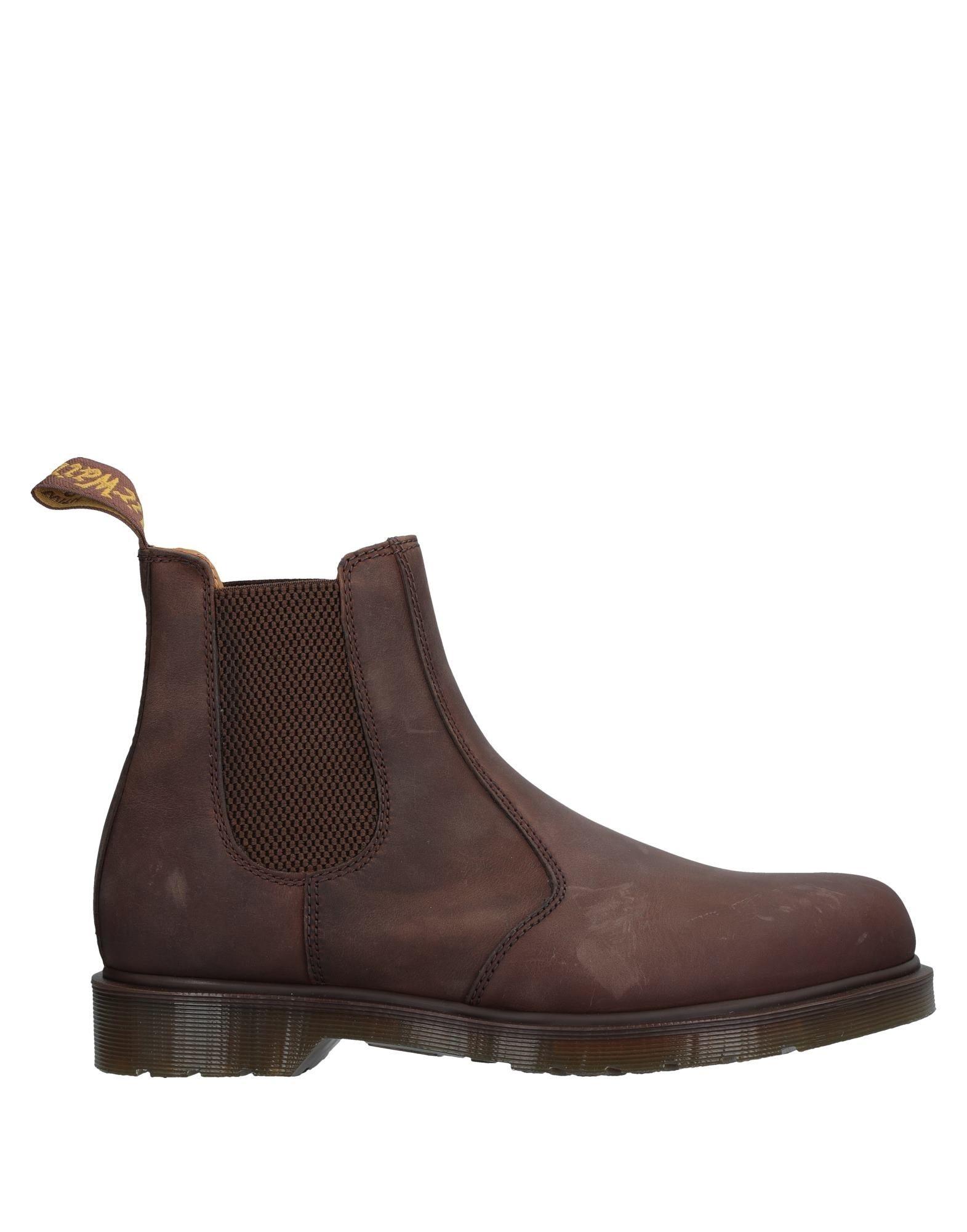 DR. MARTENS Полусапоги и высокие ботинки ботинки dr martens dr martens dr004amjv698