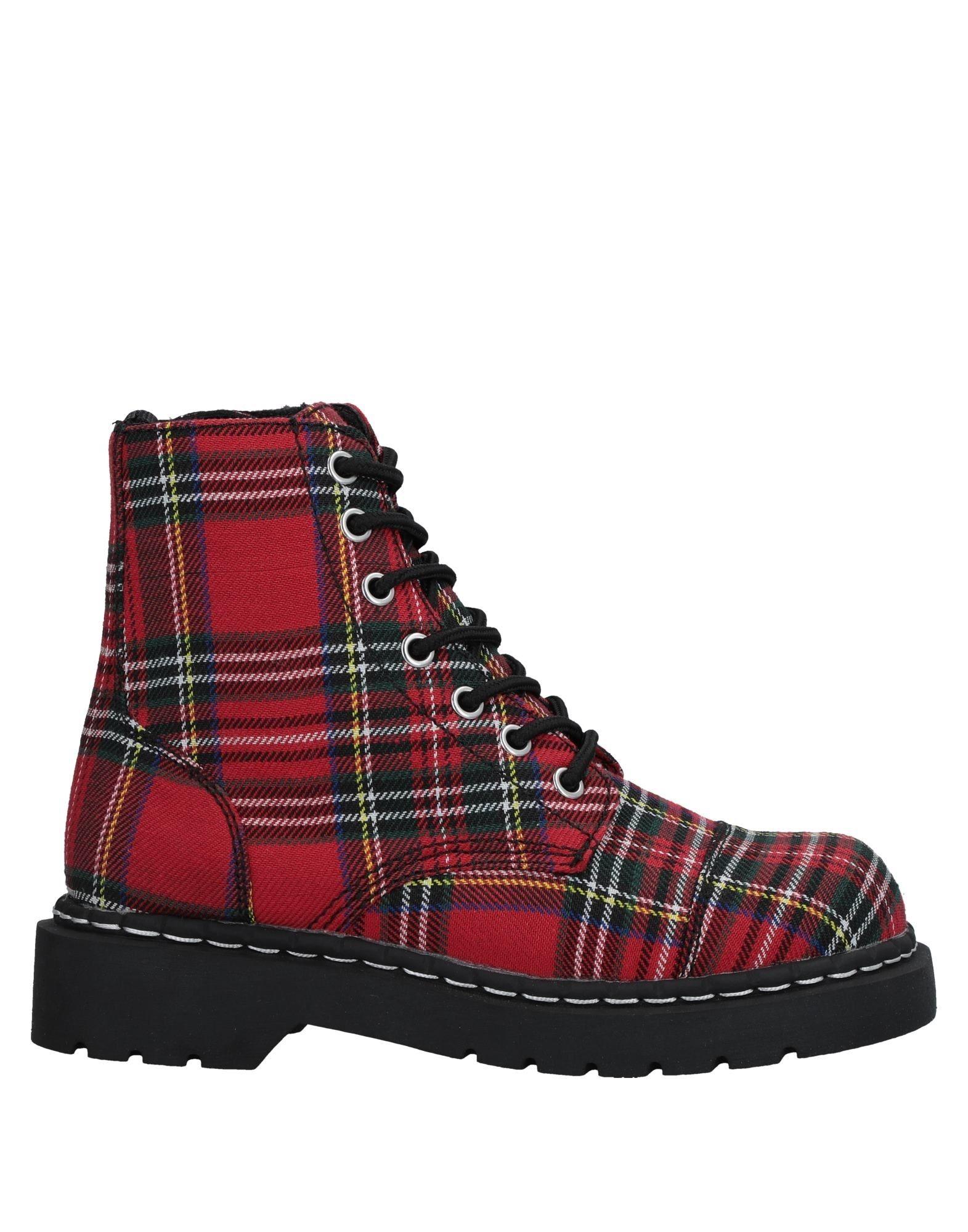 ANARCHIC by T.U.K. Полусапоги и высокие ботинки цены онлайн