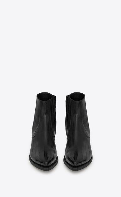 SAINT LAURENT Bottes Homme lukas boots en anguille b_V4