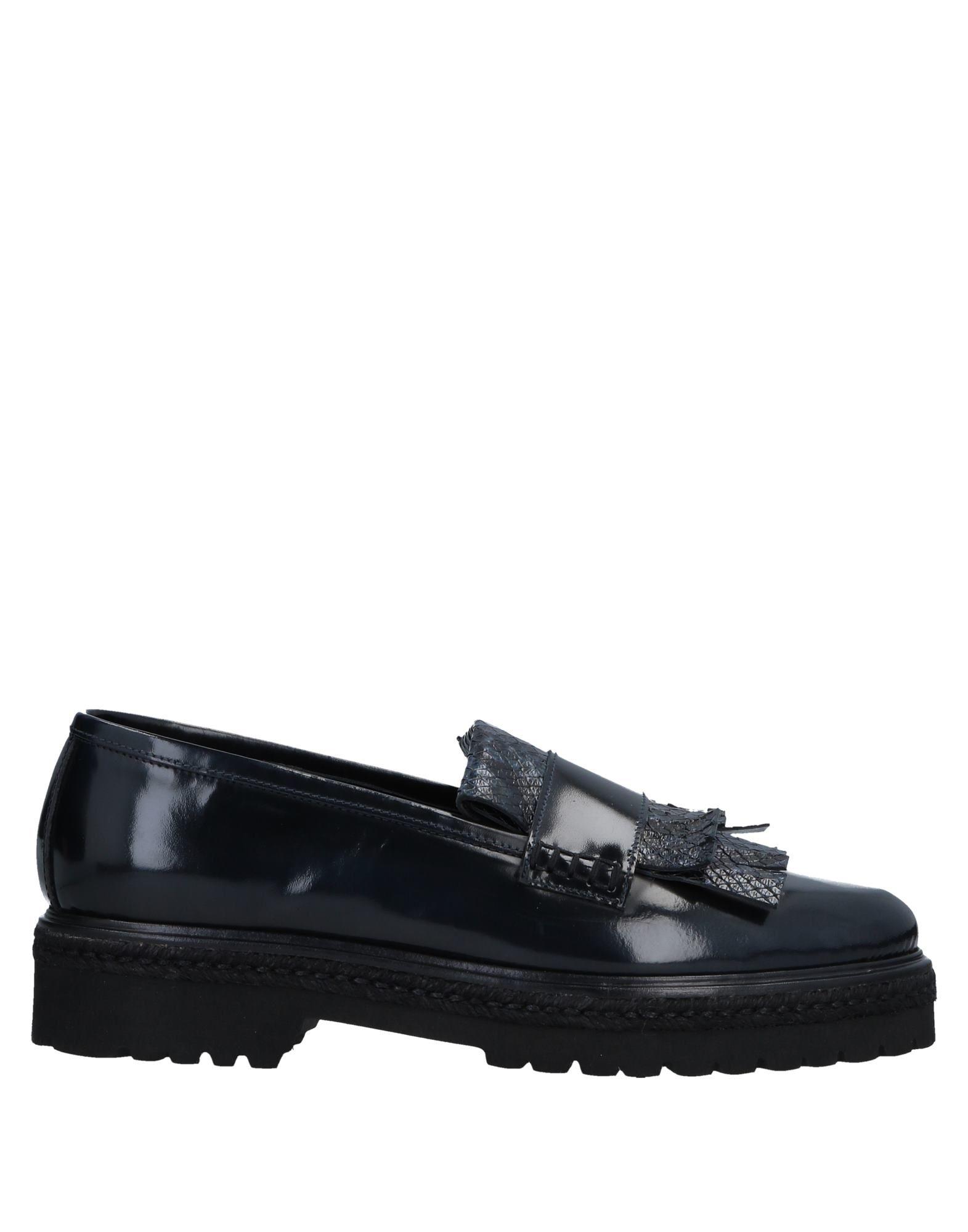 LOLO Loafers in Dark Blue