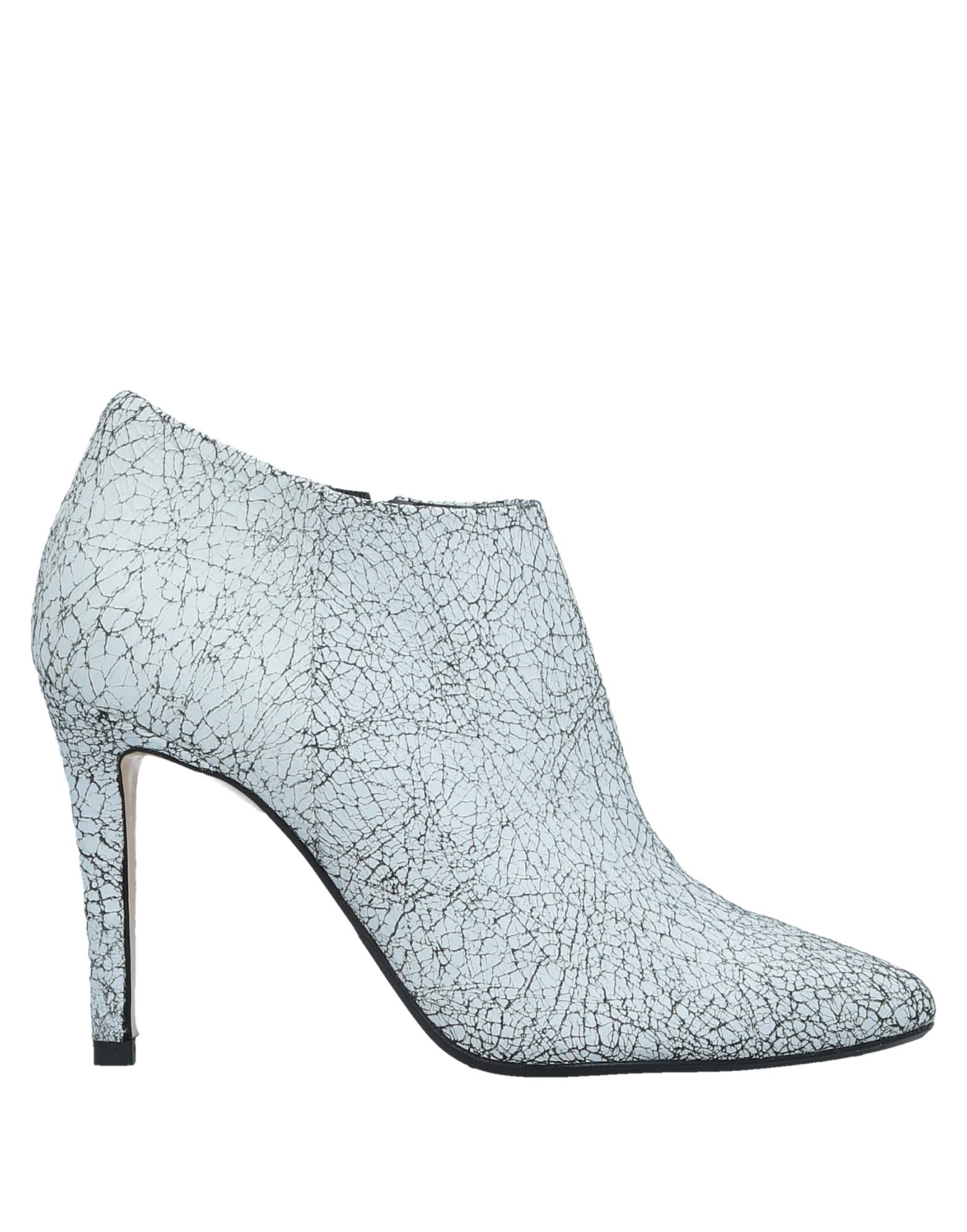 GIAMPAOLO VIOZZI Ankle Boot in White