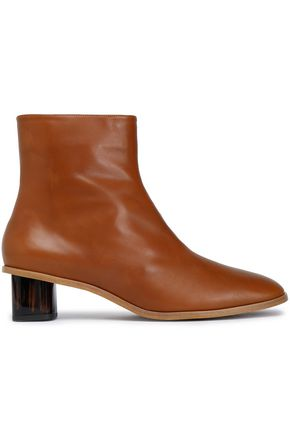 acd4931c6ebe ROBERT CLERGERIE Leather ankle boots