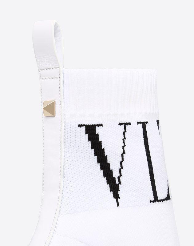 Botines VLTN con calcetín