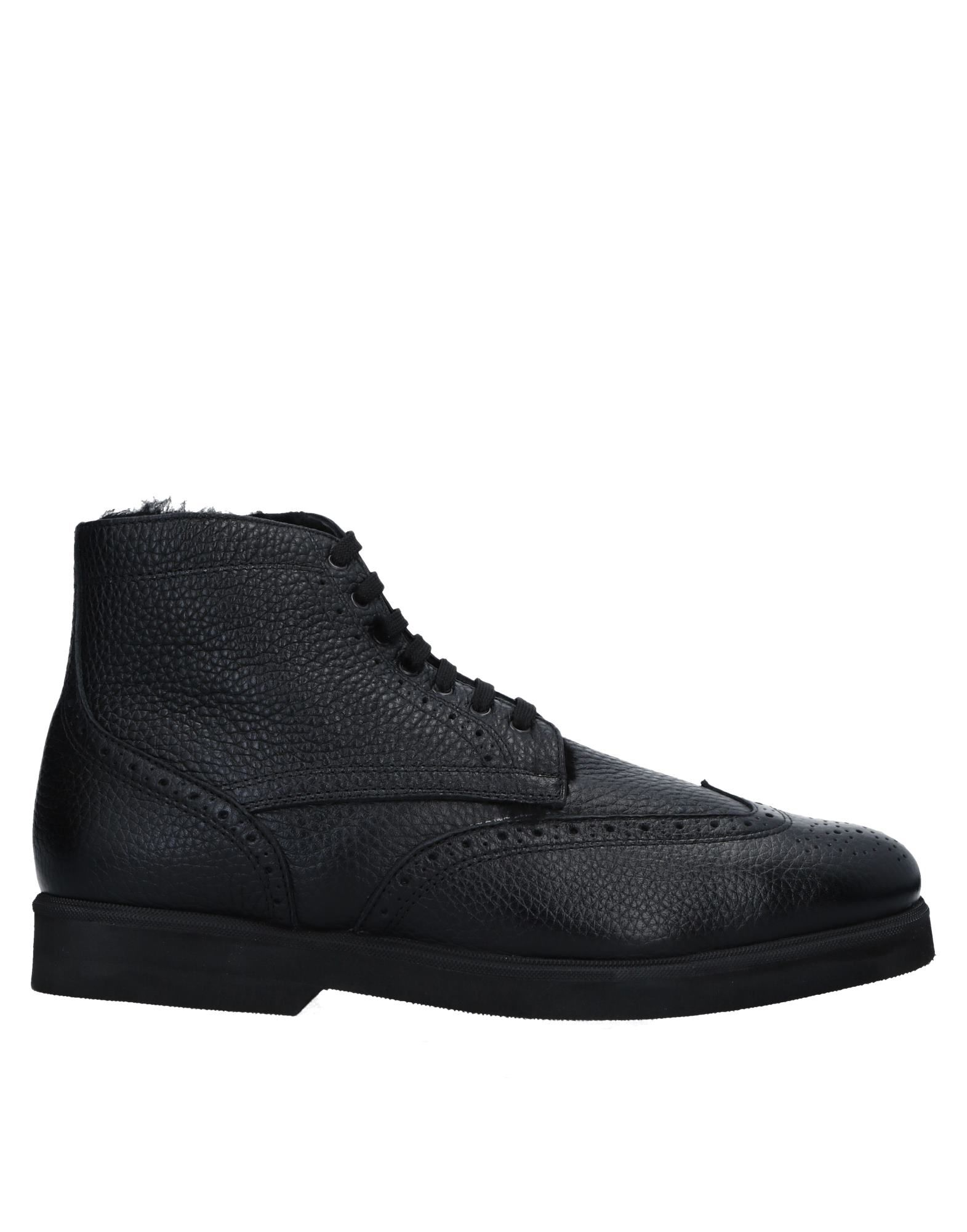 GOLD BROTHERS Boots in Black