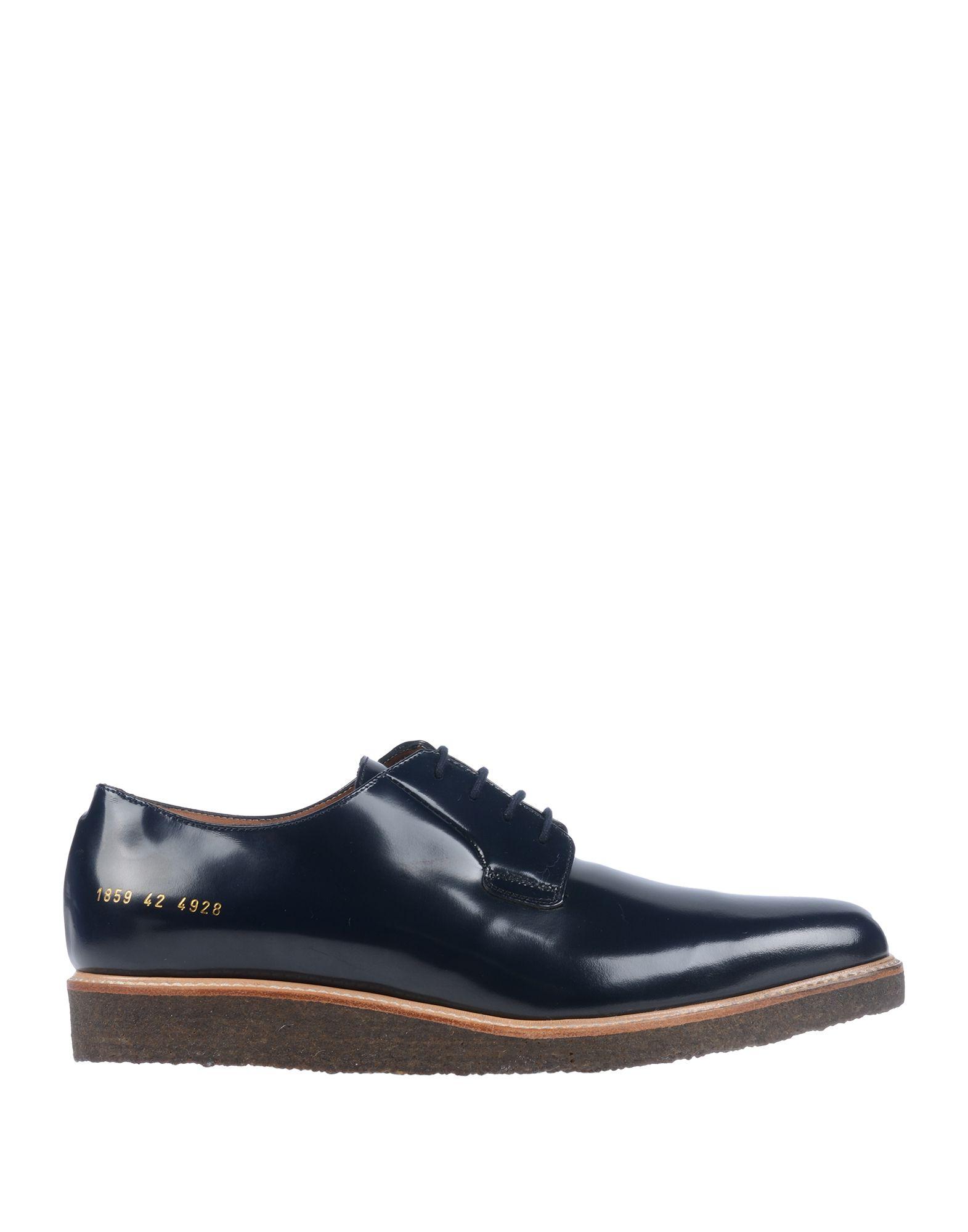 COMMON PROJECTS Обувь на шнурках common projects обувь на шнурках