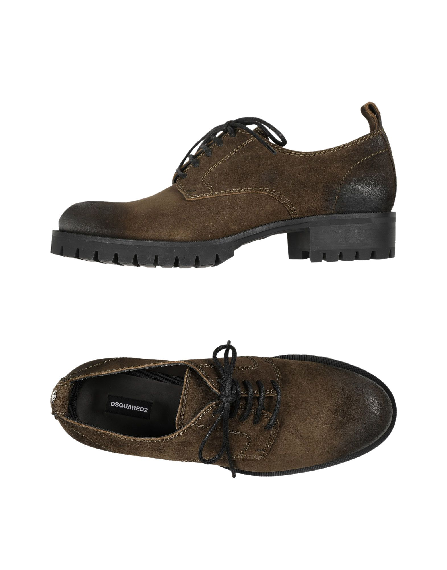 DSQUARED2 Обувь на шнурках