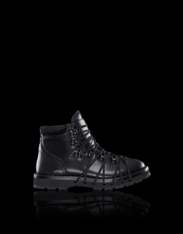 MONCLER AIKO - Армейские ботинки - для-женщин