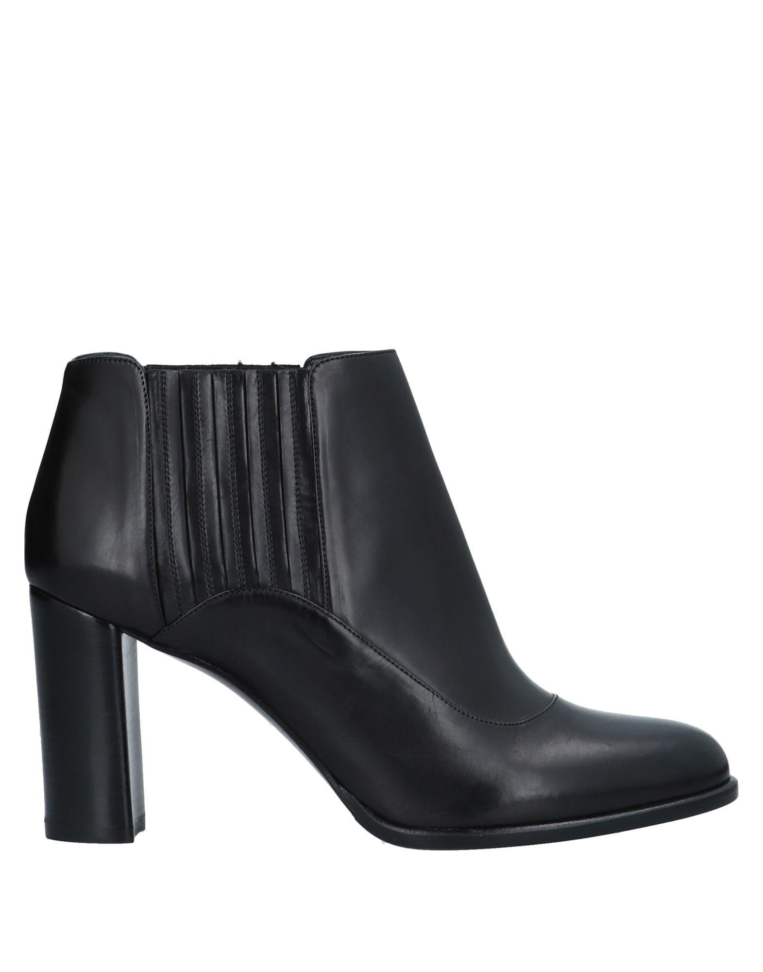VITTORIO VIRGILI Полусапоги и высокие ботинки цены онлайн