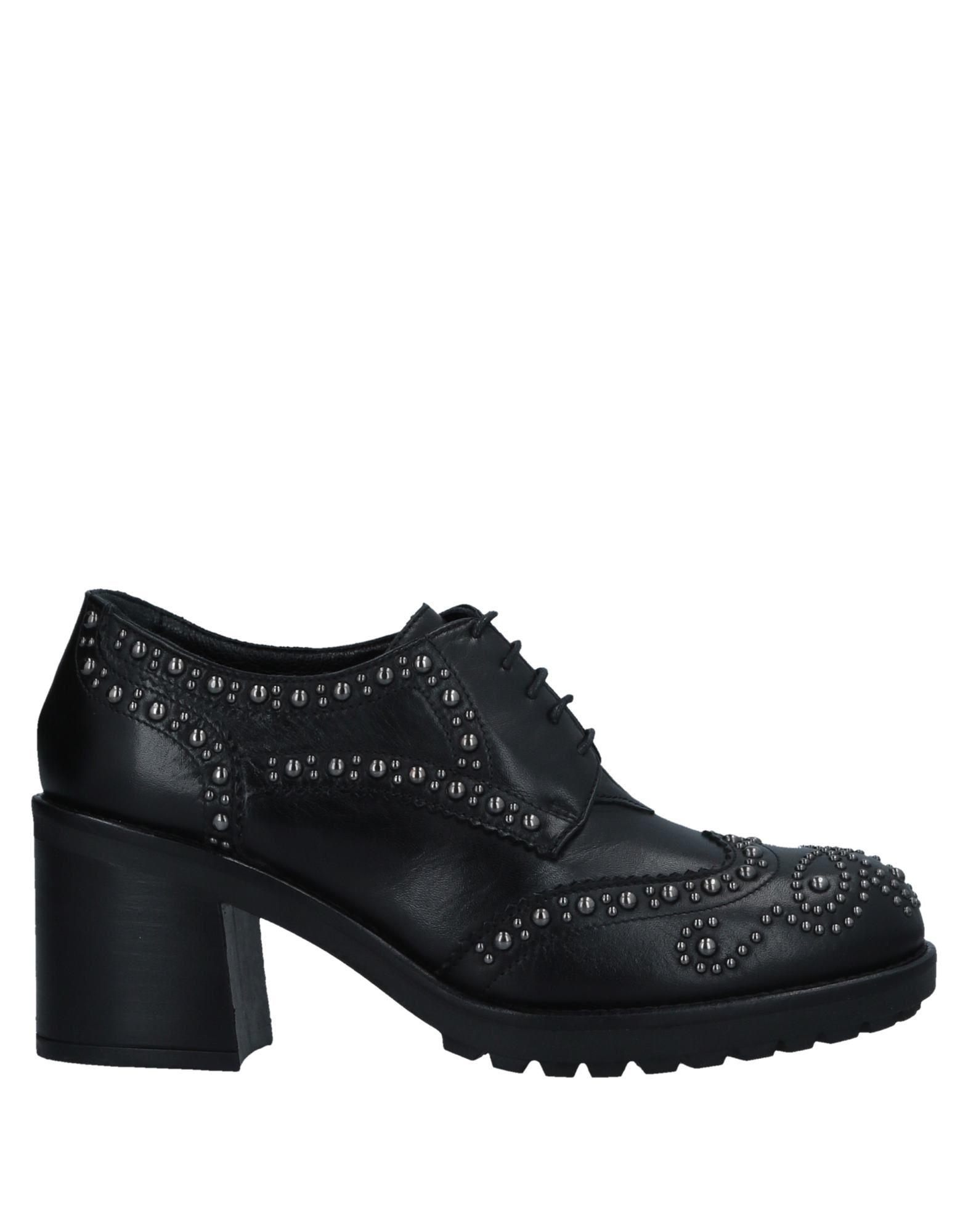 EMANUÉLLE VEE Обувь на шнурках
