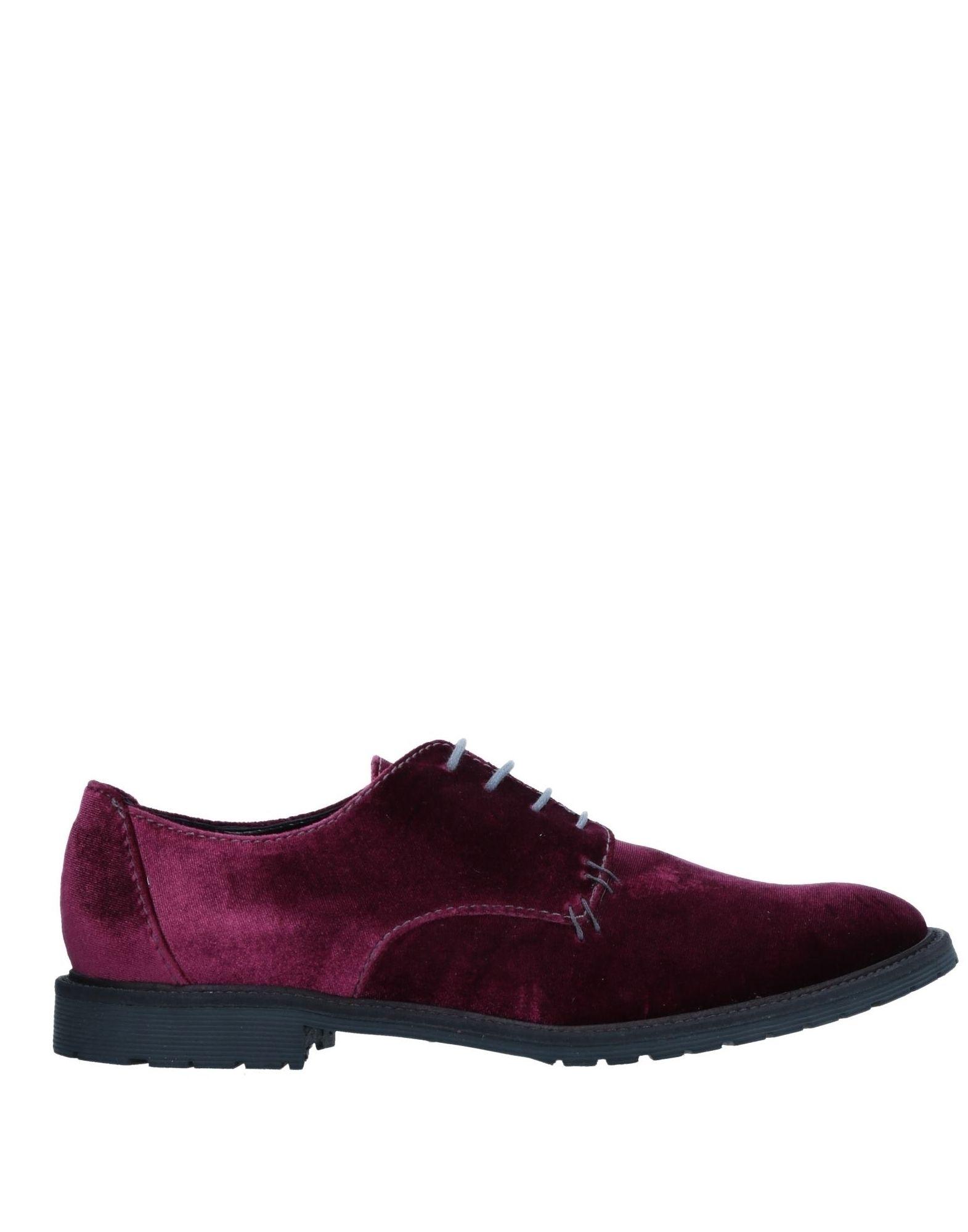 TIPE E TACCHI Обувь на шнурках цены онлайн