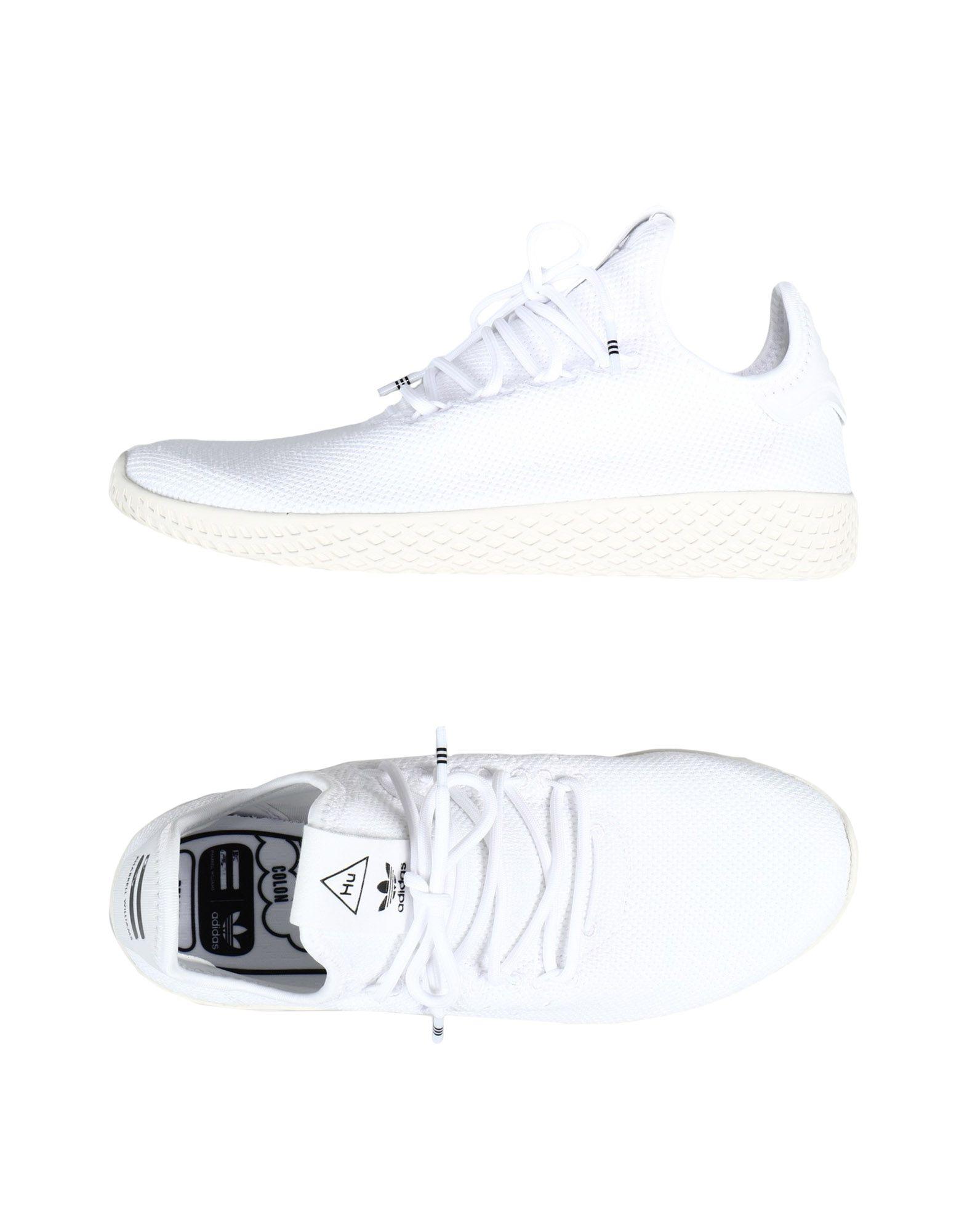 ADIDAS ORIGINALS by PHARRELL WILLIAMS Низкие кеды и кроссовки adidas originals by jeremy scott низкие кеды и кроссовки