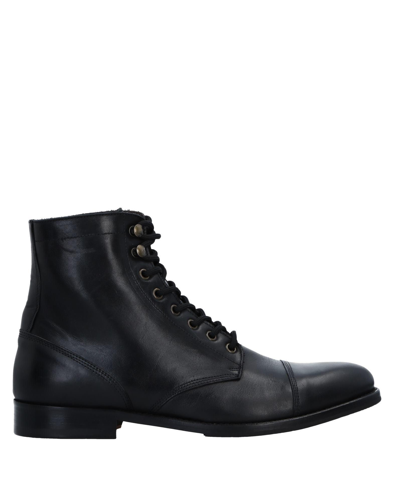 《送料無料》BRIAN DALES メンズ ショートブーツ ブラック 42 革