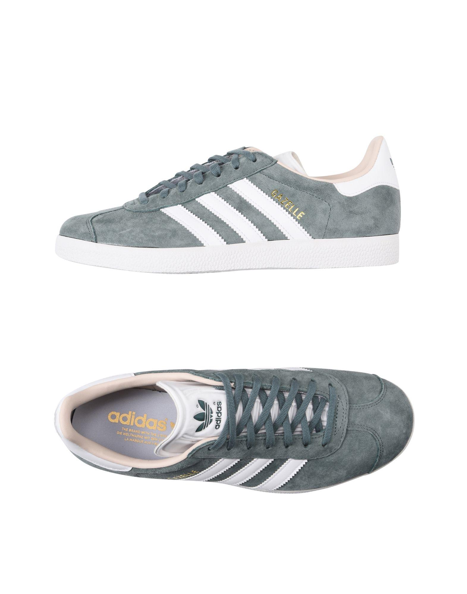 ADIDAS ORIGINALS Низкие кеды и кроссовки кроссовки adidas gazelle d67719