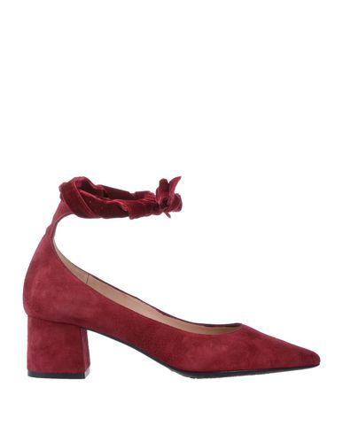 Фото - Женские туфли C.WALDORF красно-коричневого цвета