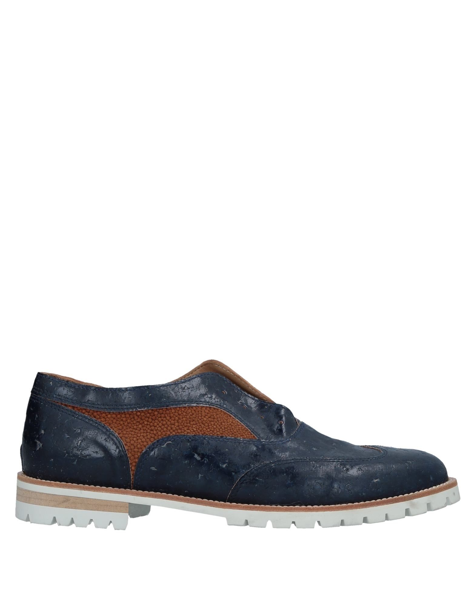 L'F SHOES Loafers in Blue
