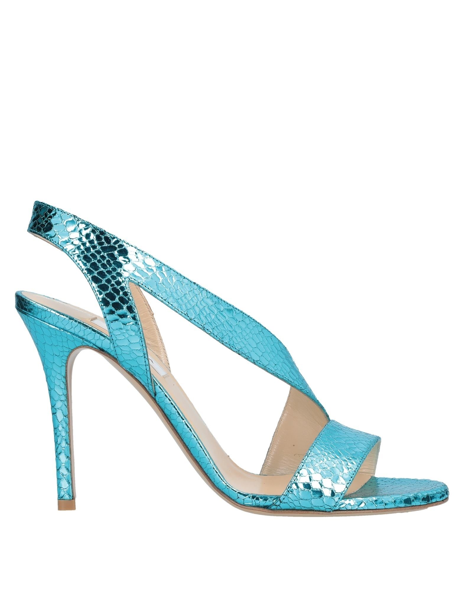 SEMILLA Sandals in Turquoise