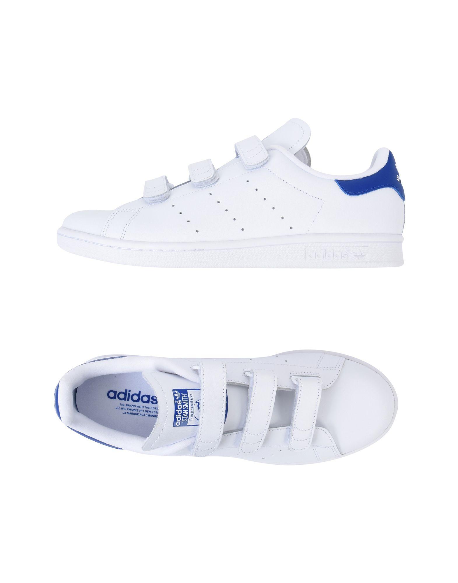 ADIDAS ORIGINALS Низкие кеды и кроссовки adidas кеды stan smith w page 4