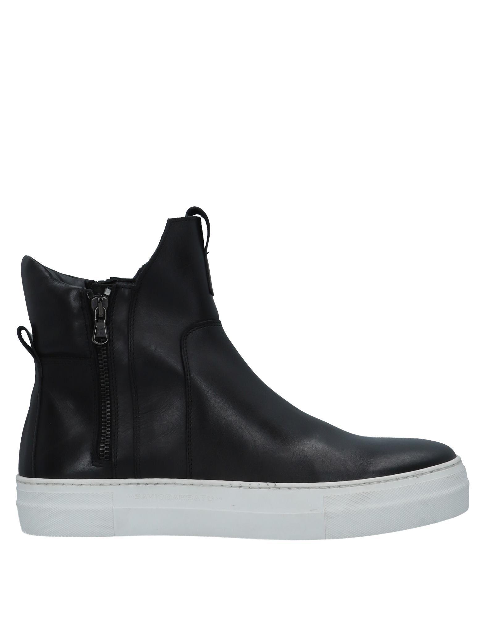 SAVIO BARBATO Boots in Black