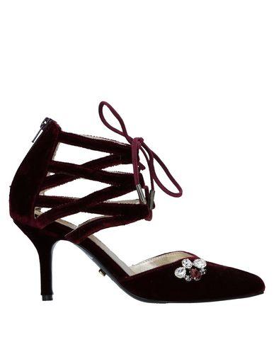 Фото - Женские сандали RUTH AMAYA красно-коричневого цвета
