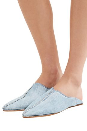 BROTHER VELLIES Denim mules