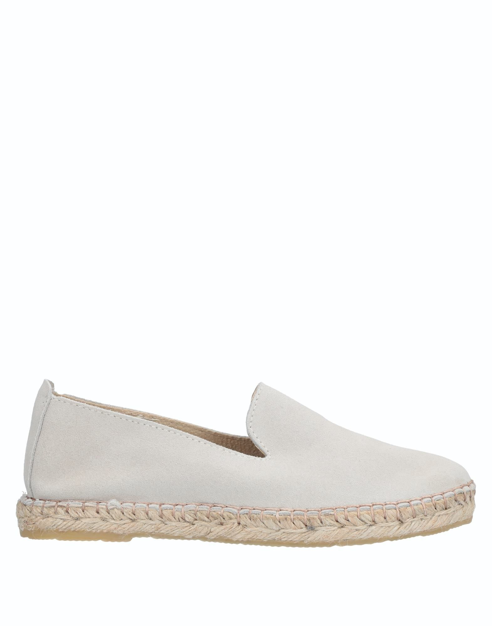 MDK Espadrilles in Light Grey