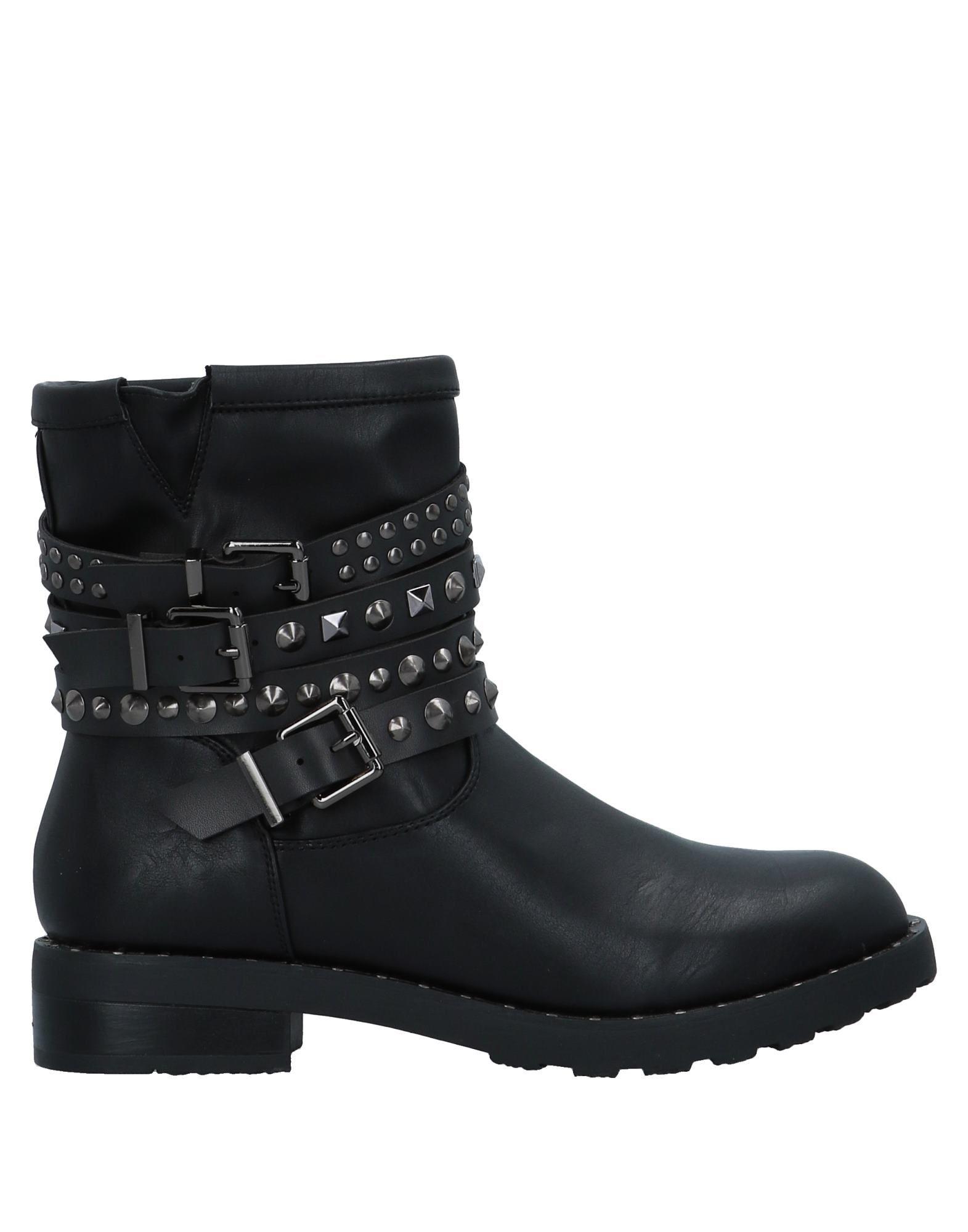 《送料無料》PRIMADONNA レディース ショートブーツ ブラック 36 ゴム / 紡績繊維