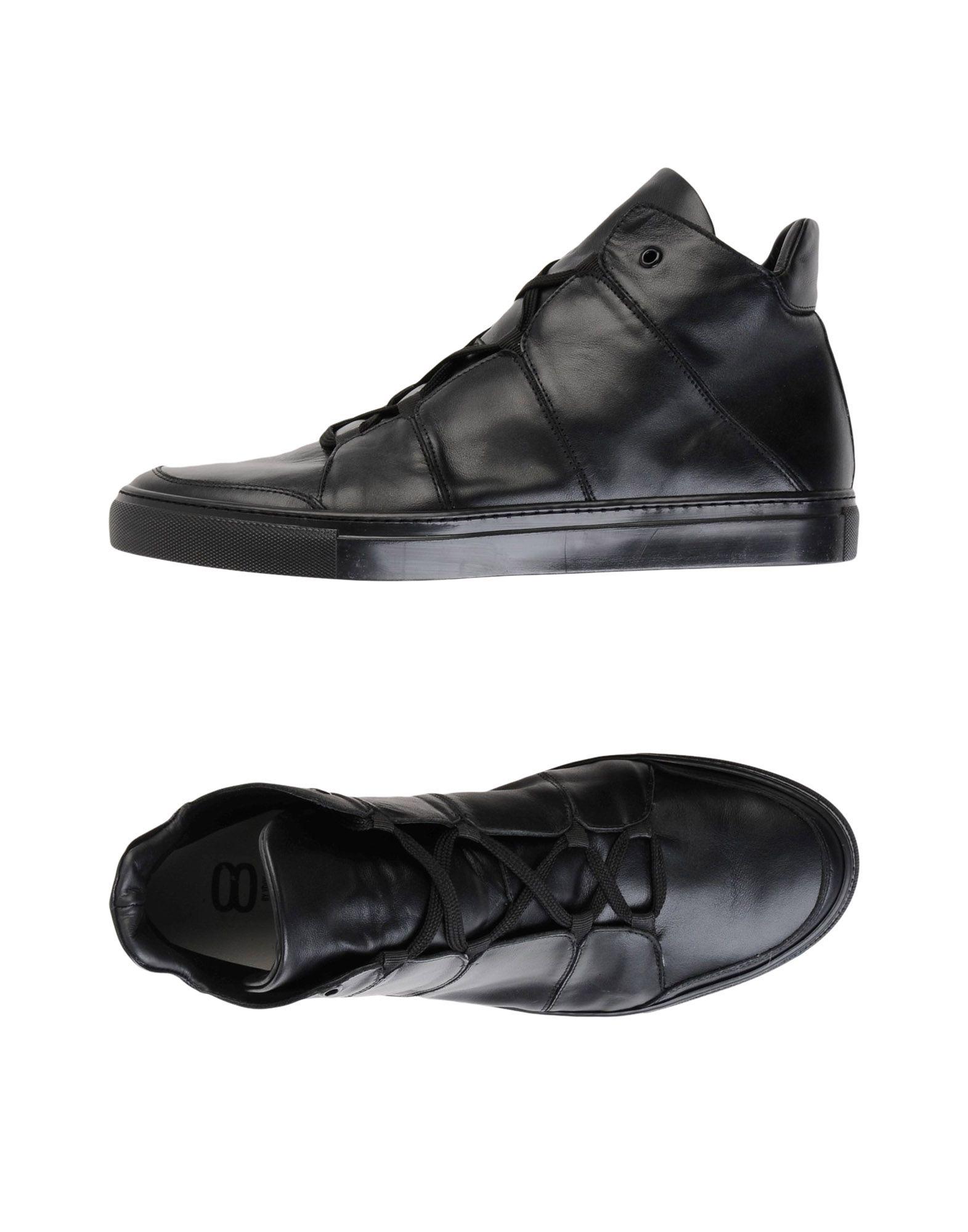 8 by YOOX Высокие кеды и кроссовки