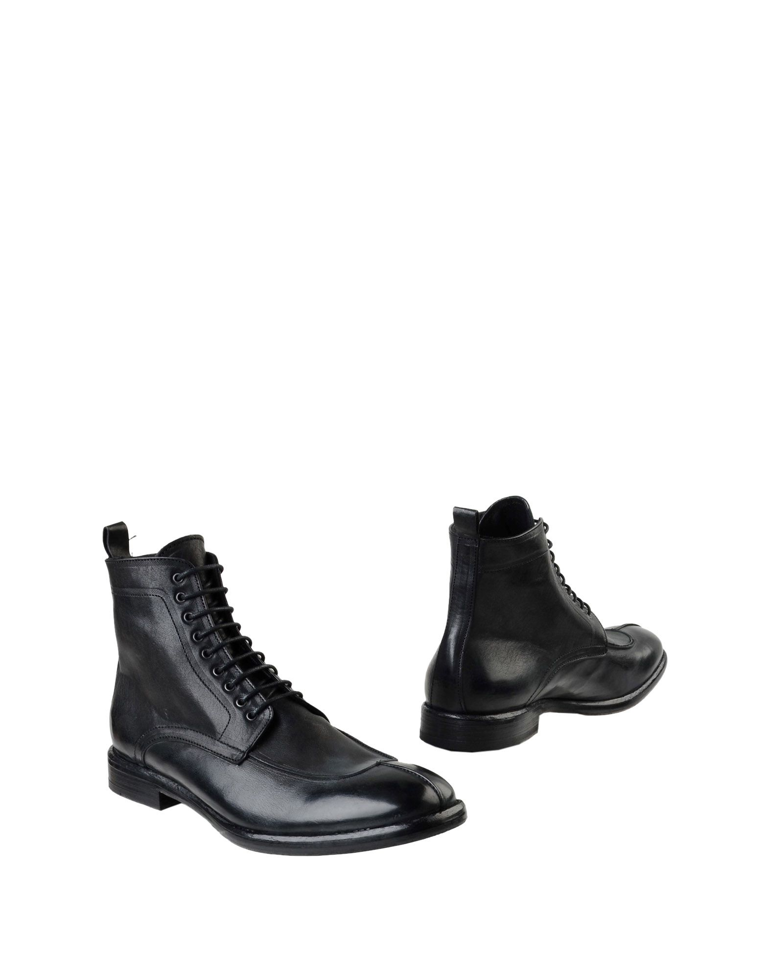 8 by YOOX Полусапоги и ысокие ботинки