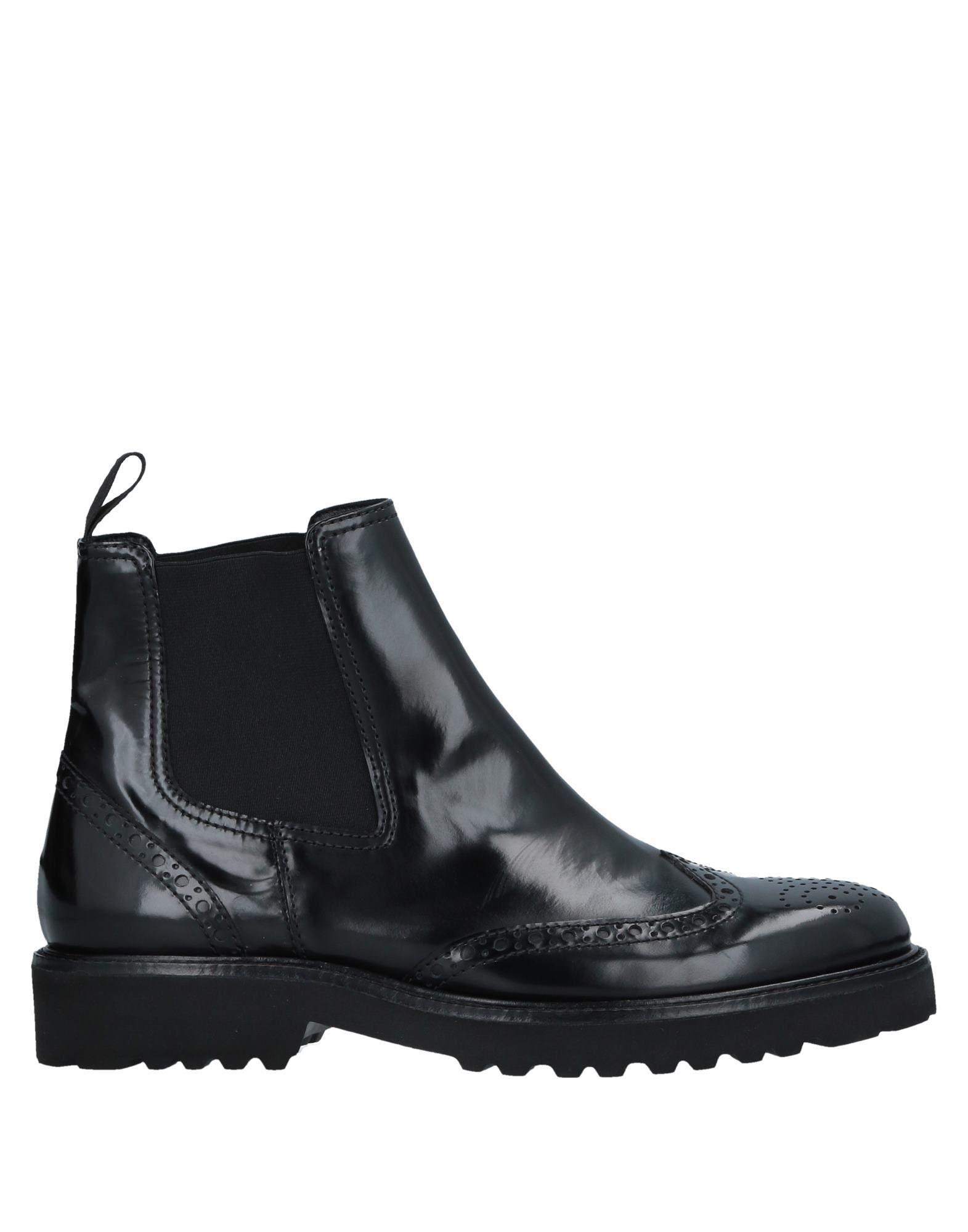 LA SELLERIE Полусапоги и высокие ботинки