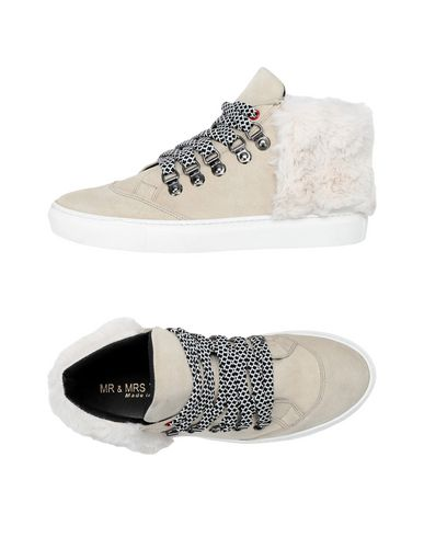 MR & MRS YUO Sneakers & Tennis montantes femme