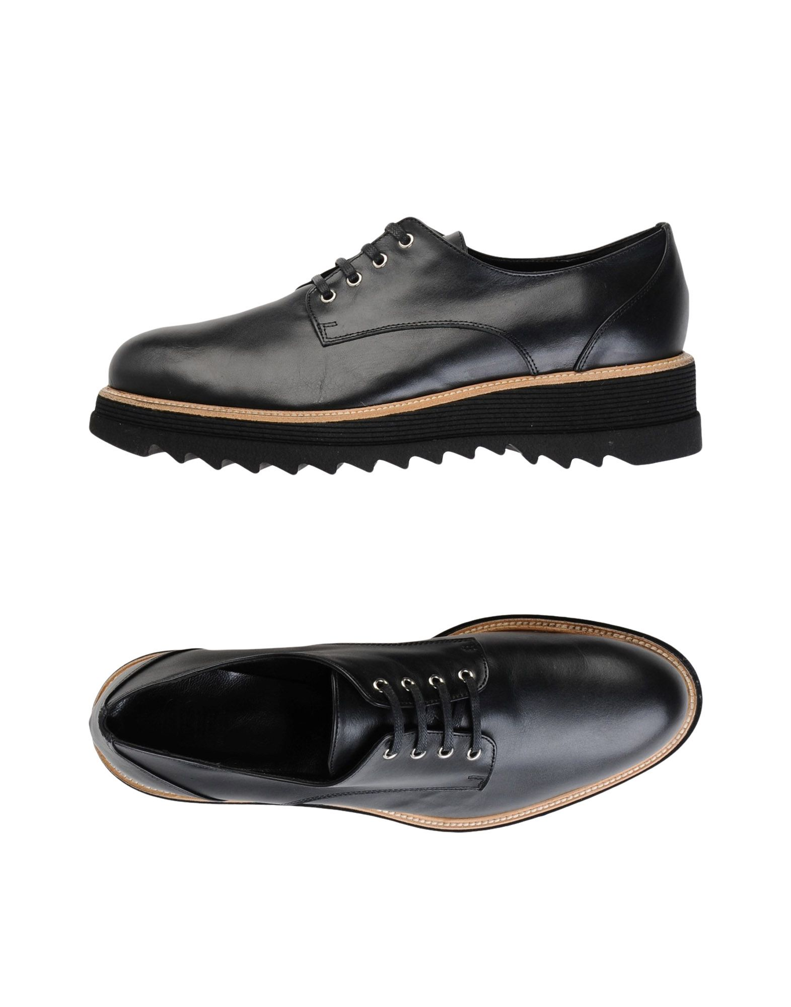 8 by YOOX Обувь на шнурках цены онлайн