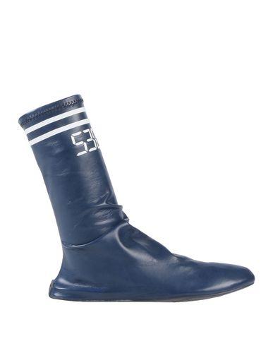 Фото - Полусапоги и высокие ботинки от 53045 SHOES темно-синего цвета
