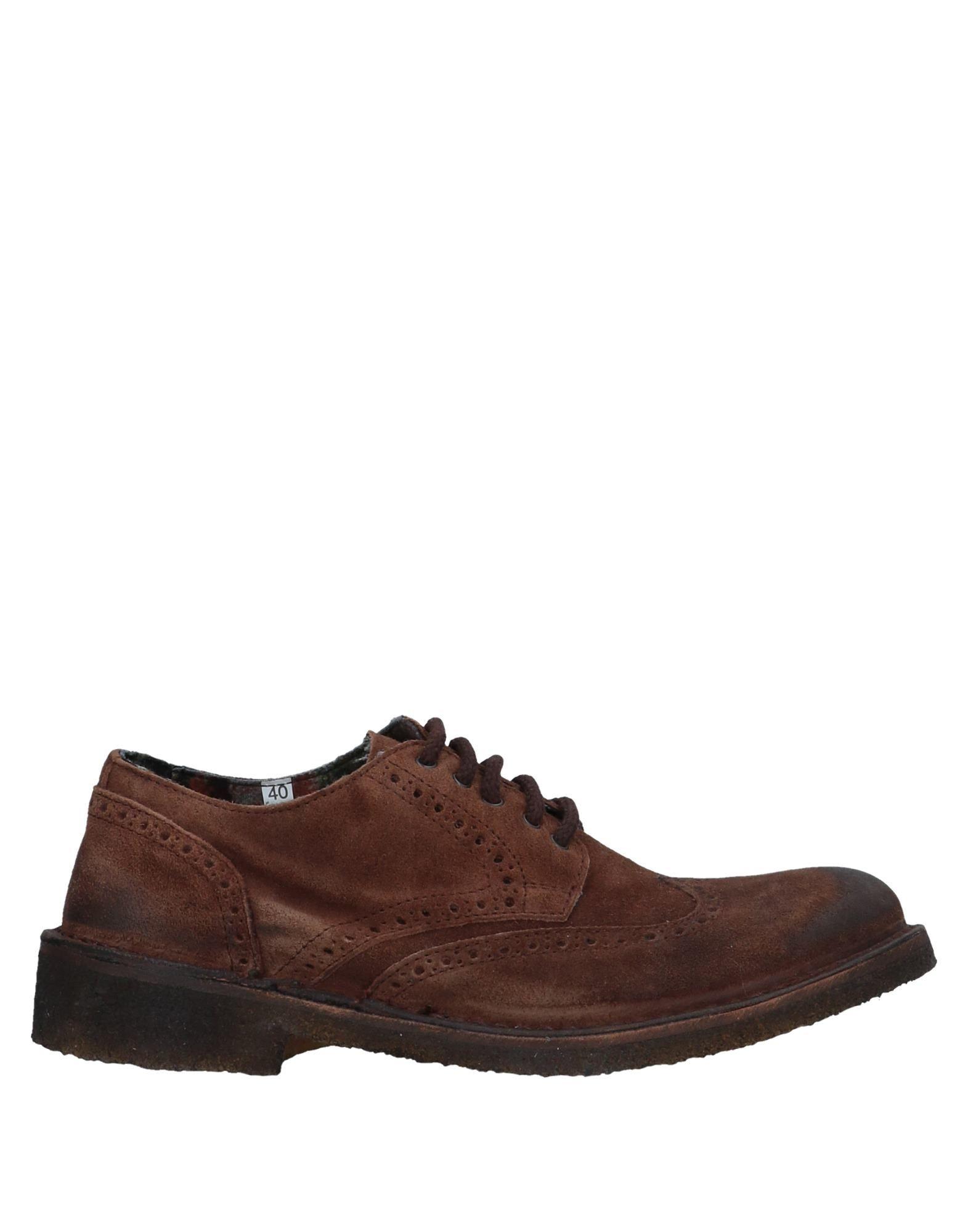 WEG Обувь на шнурках цены онлайн