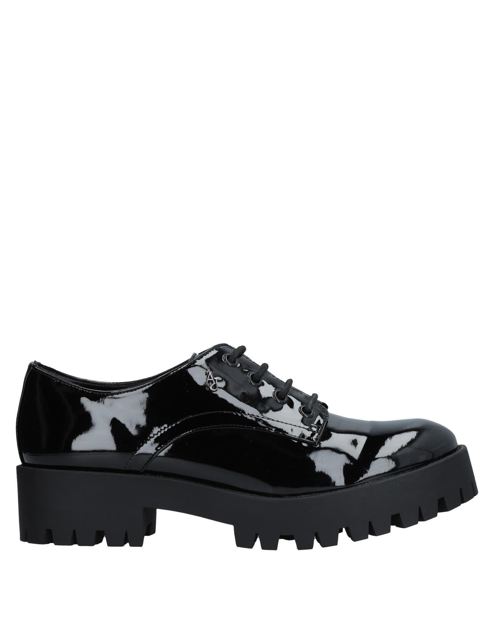 ARMANI JEANS Обувь на шнурках цены онлайн