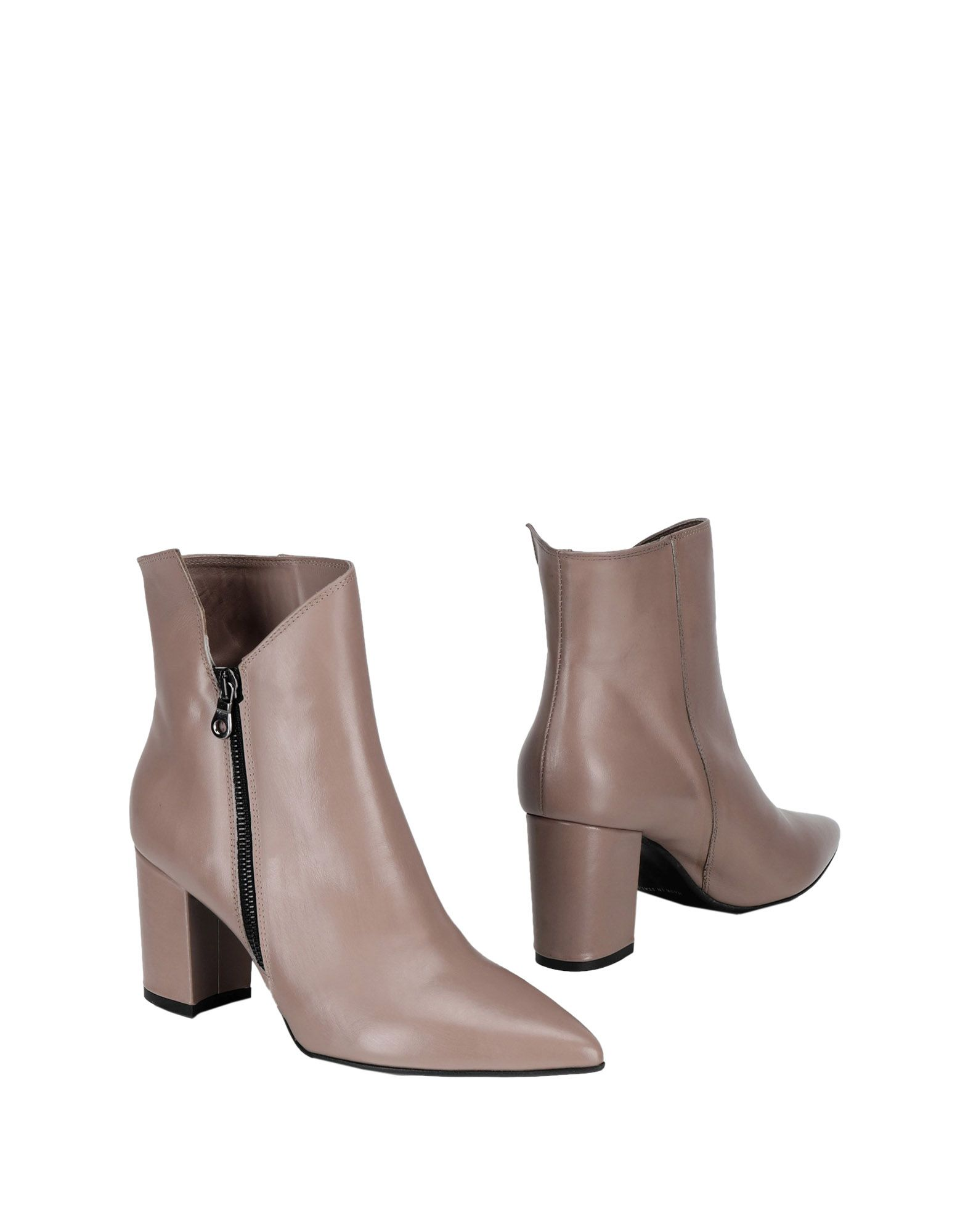 ACCADEMIA Полусапоги и высокие ботинки цены онлайн