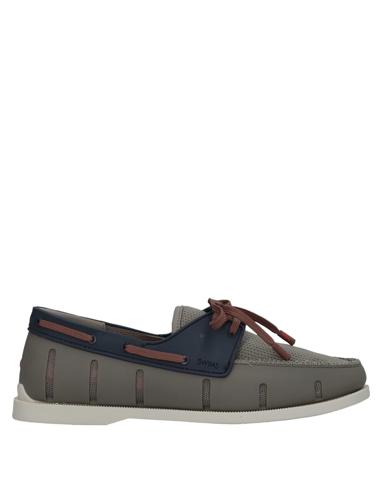 SWIMS Мокасины ботинки swims ботинки без каблука