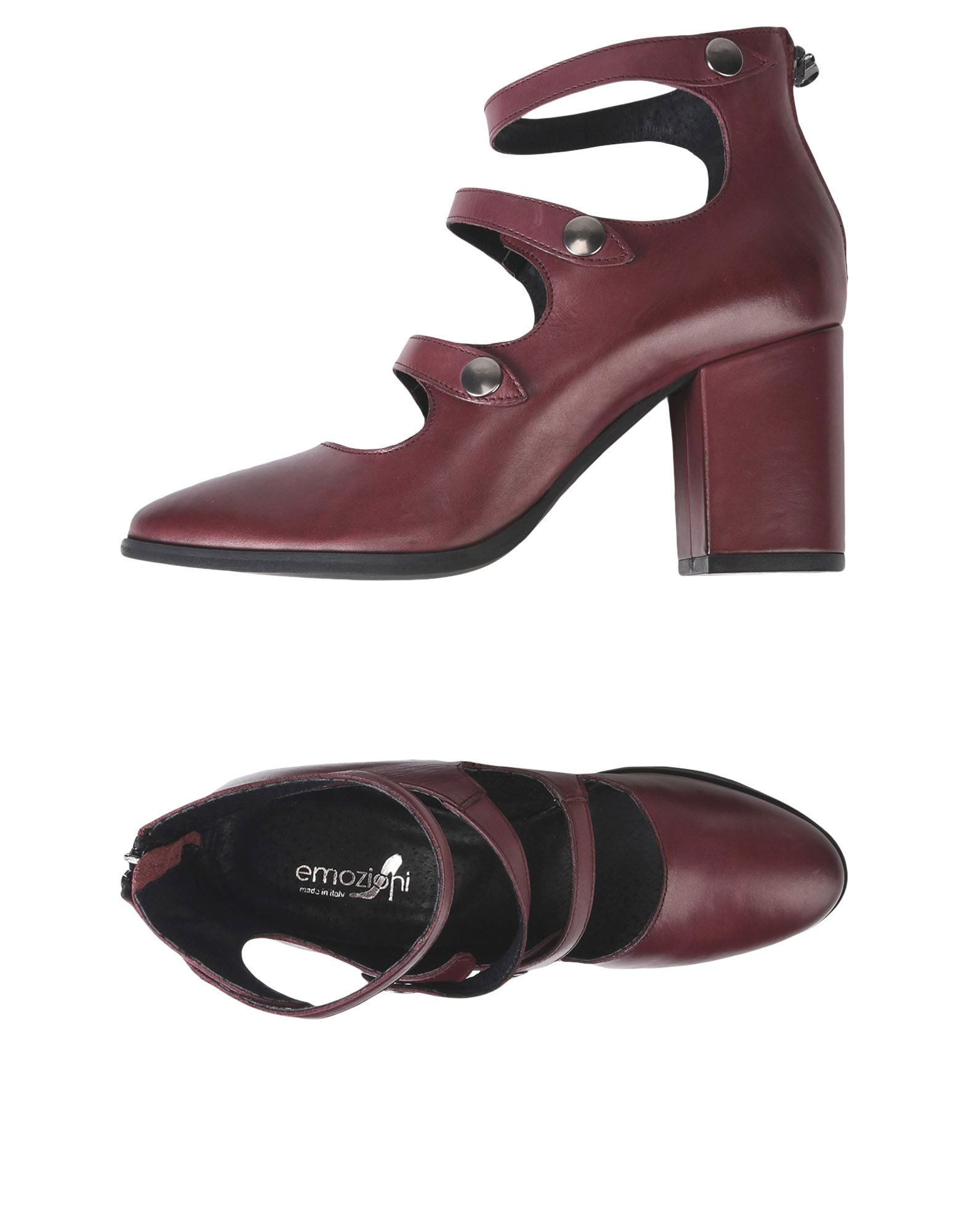 EMOZIONI Туфли цены онлайн