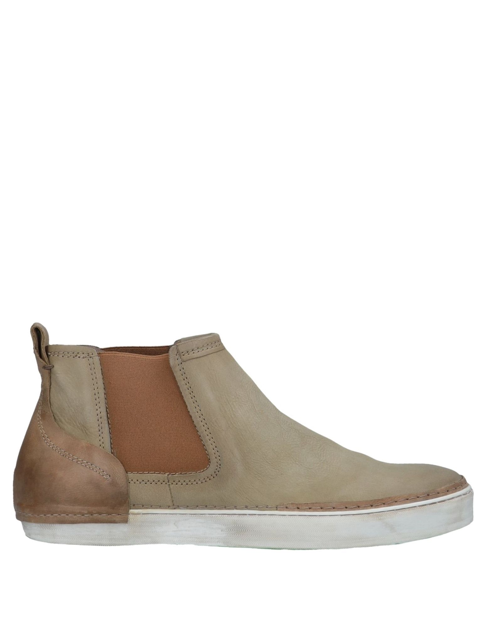 MJUS RBL Полусапоги и высокие ботинки цены онлайн