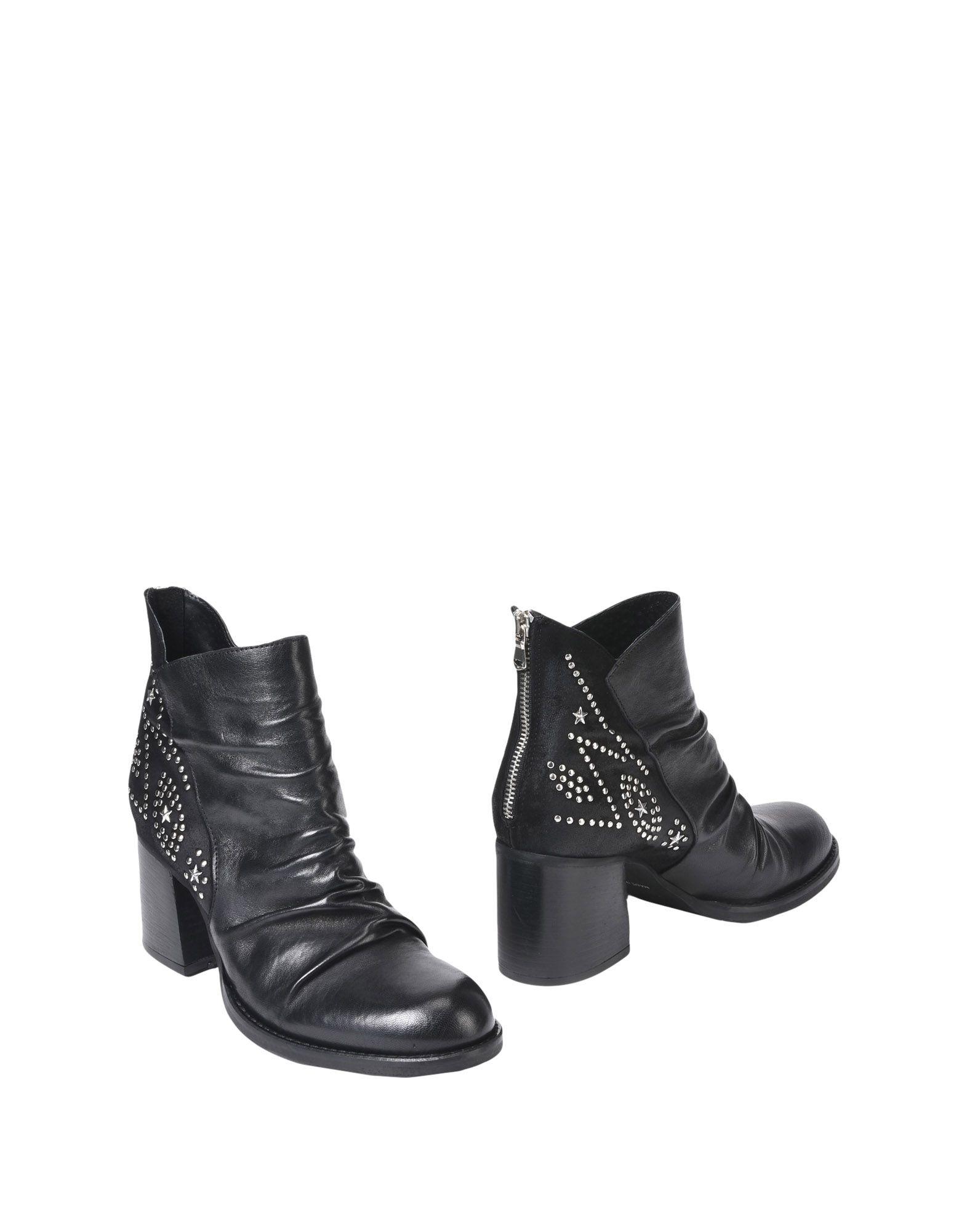 EMOZIONI Полусапоги и высокие ботинки цены онлайн