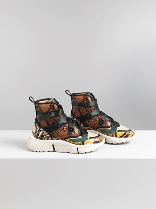 Sonnie high-top sneaker