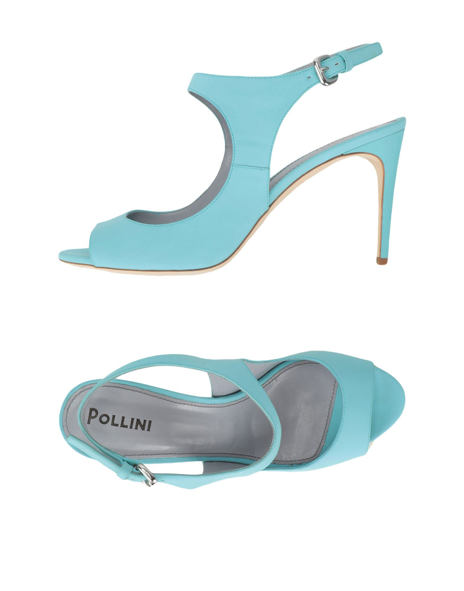 POLLINI Сандалии pollini сандалии