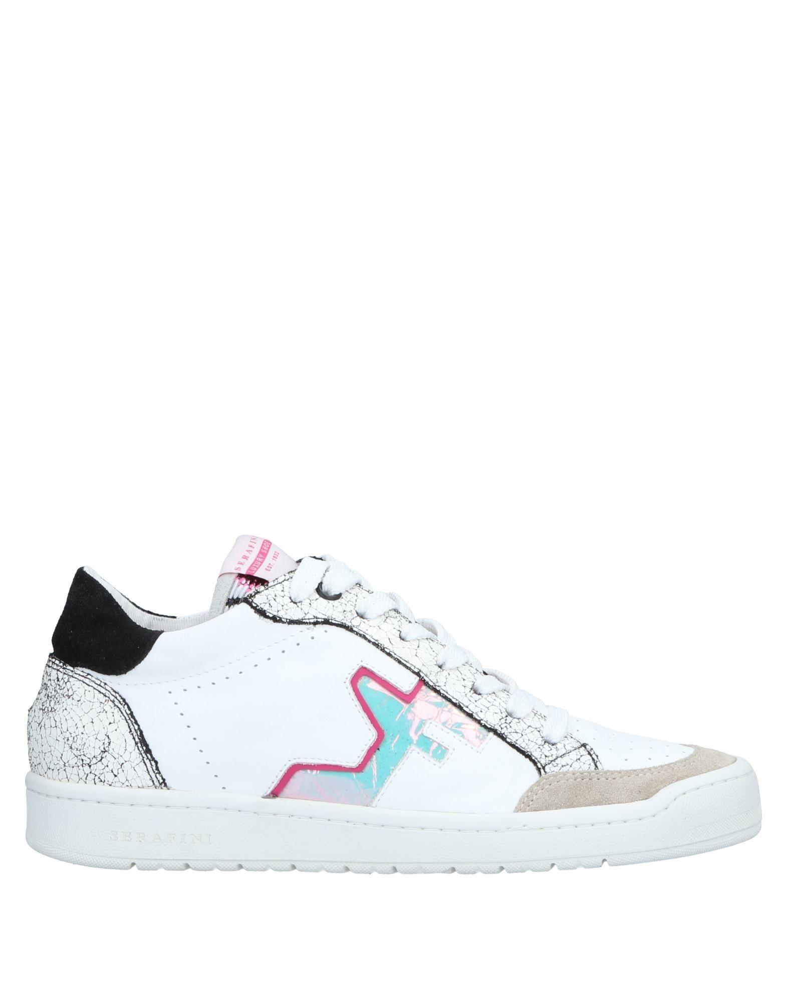 SERAFINI Sneakers in White
